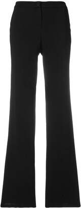 Giorgio Armani Pre-Owned Classic Straight Trousers