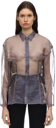Ambush Sheer Organza Shirt