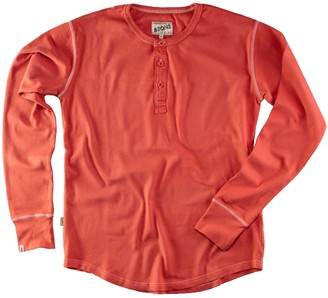 &Sons Trading Co The New Elder Henley Shirt Vintage Red