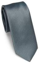 Saks Fifth Avenue MODERN Micro Dot Silk Tie