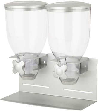 Honey-Can-Do Professional Edition Double Dry Food Dispenser