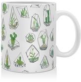 DENY Designs Dash and Ash I Like Plants Mug
