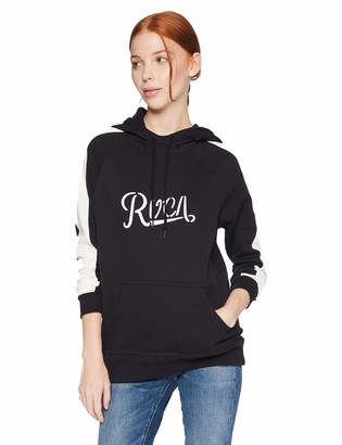 RVCA Junior's MARYWEATHER Pullover Hoodie