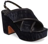 Robert Clergerie Women's Emelinet Platform Sandal