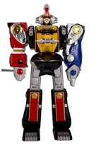 Power Rangers Mighty Morphin Legacy Ninja Megazord Action Figure