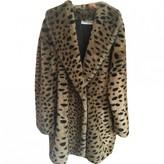 Sonia Rykiel Faux fur Coat for Women Vintage