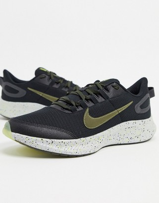 Nike Running All Day 2 SE trainers in black