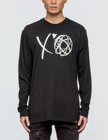 The Weeknd x Futura XO Futura XO Logo L/S T-shirt