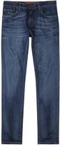 Dolce & Gabbana 16 Blue Slim-leg Jeans