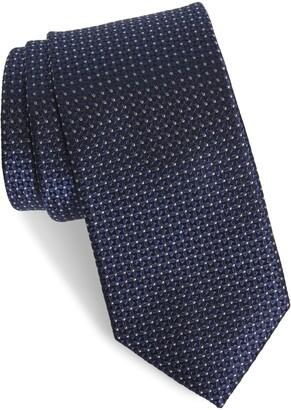Nordstrom Kartel Geometric Silk Tie