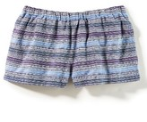 Girl's Peek Tulum Striped Shorts