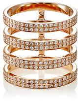 Repossi Women's Berbère Monotype 4-Band Cage Ring