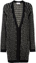 Christian Wijnants 'Kirra' cardigan - women - Polyamide/Viscose/Wool - M