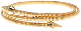 Vince Camuto Pointed Pave Band Coil Bracelet