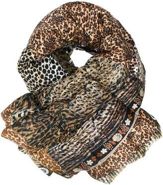 Pierre Louis Mascia Pierre-Louis Mascia padded printed scarf