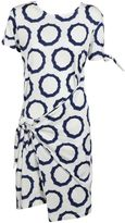 J.W.Anderson Printed Tie Knot Dress
