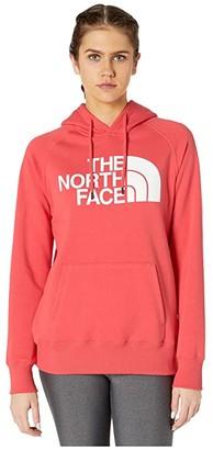 The North Face Half Dome Pullover Hoodie (Evergreen/TNF Black) Women's Sweatshirt