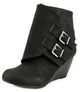 American Rag Cora Round Toe Synthetic Ankle Boot.
