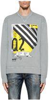 DSQUARED2 Gray Classic Raglan Sweatshirt