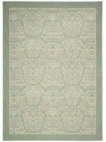 Barclay Butera Hinsdale Celery Area Rug by Nourison (7'9 x 10'10)