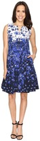 Christin Michaels Albany Beauty Fit and Flare Women's Dress