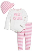 Kate Spade Infant Girls' Sweet Cheeks Three Piece Set - Sizes 3-9 Months