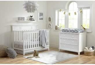 Kolcraft Harper 4-in-1 Convertible Standard 2 Piece Nursery Furniture Set