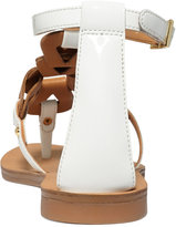 Nine West Saddie Flat Thong Sandals