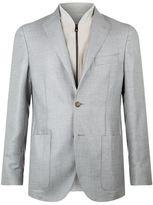 Corneliani Layered Blazer Jacket
