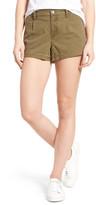 Hinge Drapey Cuffed Shorts