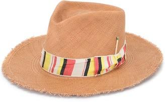 Nick Fouquet Sonora Desert straw hat