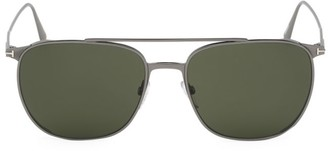 Tom Ford Kip 58MM Aviator Sunglasses