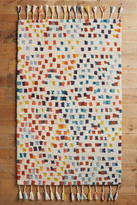 Anthropologie Multi-Dotted Rug