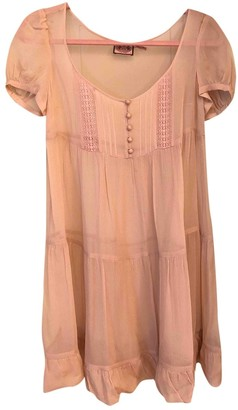 Juicy Couture Pink Silk Dress for Women