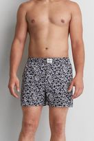 American Eagle Outfitters AE Patterned Poplin Boxer