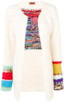 Missoni long colourful cardigan