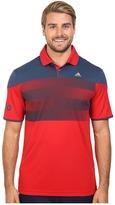 adidas CLIMACHILL® USA American Stripe Polo