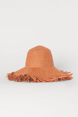 H&M Paper straw sun hat
