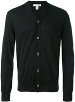 Comme des Garcons V-neck cardigan - men - Cotton - M