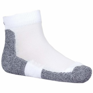 Thorlos Unisex LRMXM Light Running Thin Padded Ankle Sock