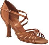 Capezio Women's Dance Stella BR1921 - Cinnamon Ballroom Shoes