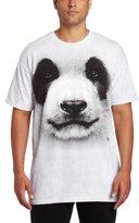 The Mountain Men's Big Face Panda T-Shirt