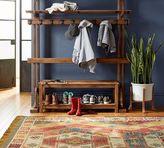 Pottery Barn Gianna Recycled Yarn Kilim Indoor/Outdoor Rug