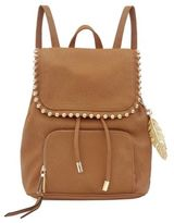 Jessica Simpson Leather Backpack