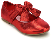 Jelly Beans Red Scot Ballet Flat
