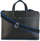 Furla large Vulcano briefcase
