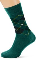 Burlington Men's Preston Calf Socks,7-10 (Manufacturer Size:40-46)