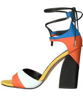 Dolce Vita Multi Colored Wrap Up Heel