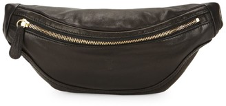Frye Madison Leather Waist Bag