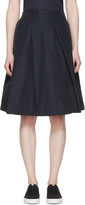 Jil Sander Navy Navy Full Skirt
